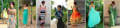 MAXI DRESS RECAP | La Civetta Stilosa – Fashion blog by Francesca Magini
