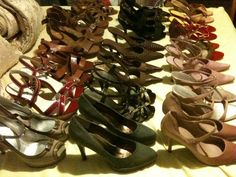 Different Colours and designs all size 10