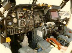 Grumman OV-1D with SLAR