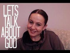 Audrey's Upper Story: Lets Talk About God