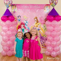 Amazing castle towers made of balloons are fun to create! Click for the step-by-step how-to and you too can conjure up princess-perfect pics.