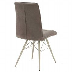 Halmstad Dining Table and 6 Hix Chairs, Grey | Dining Sets | Dining Room
