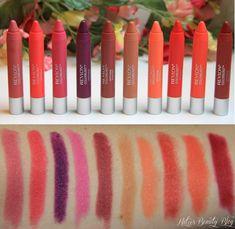 Katie's Beauty Blog: REVIEW & SWATCHES: Revlon Colourburst Matte Balms!