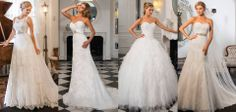 Christina Rossi Bridal Collection
