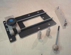...Adapterplatte für die Oberfräse... Adapterplatte