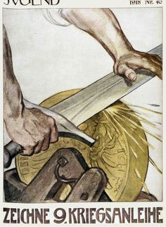 Jugend cover art 1918
