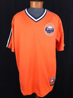 NIKE Cooperstown Houston Astros Jeff Bagwell #5 Hall Of Fame Size XXL Jersey #Nike #Astros