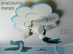Matati - Drewniane literki i inne dekoracje - Samoloty