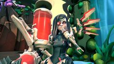 Battleborn's Big Winter Update Might Get A Couple Dozen More People Playing   Battleborns massive winter update drops today bringing massive changes to Gearboxs game including full access to the games 25 launch characters new training modes and enhanced UI and 4K support for PS4 Pro. All that plus the games third story DLC and fifth free character.  Read more...