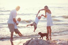 beach family photography inspiration