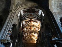 Jaca ( Huesca ) - Catedral de San Pedro