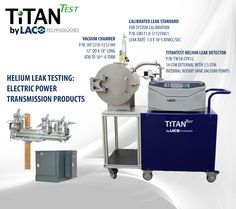 A global provider of equipment and services for electric power systems needed a way to leak test their switching and protection products for electric power transmission and distribution. Now why would they have to leak test this type of product? Well, it turns out that it can be rather dangerous if they leak. #heliumleakdetector #titantest
