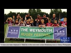 Weymouth Mini Rugby Festival Slideshow 2011