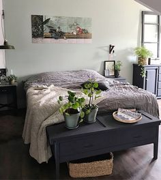Sovrum - Titta in på mitthuis__enzo - Titta in på mijnhuis__enzo - Dream Bedroom, Decoration, Interior Inspiration, Interior Design, House, Furniture, Home Decor, Style, Industrial