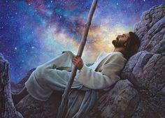 A  LUZ  QUE  VEM  DO  ORIENTE...: A INICIAÇÃO DE JESUS: