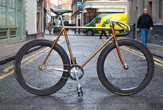 Build peg.  NO BRAKE: Kalavinka bicolored