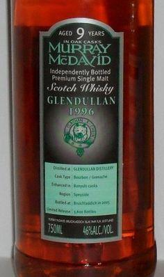 Glendullan 1996/2005 9yo 46%