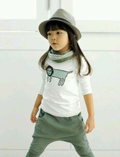 A little fashionista, I love it