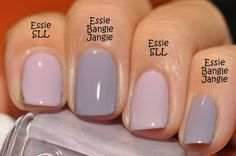 Essie Bangle Jangle and SLL