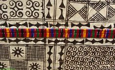 Adinkra cloth, Ghana African Textiles, African Prints, Adrinka Symbols, Rd Congo, Textile Prints, Ghana, Stamping, Clay, Embroidery