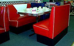 Vintage Series Model V-4300 - Corner Drug Store Booth