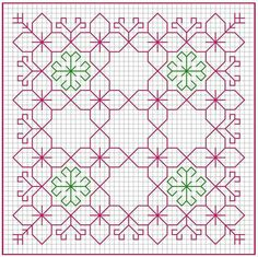 nice backstitching pattern...