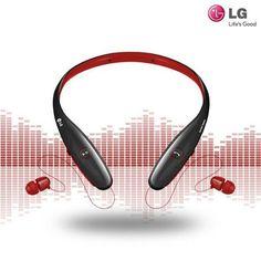 LG Tone+ HBS-900 Infinim Bluetooth Headset with Harmon Kardon Sound at 47% Savings off Retail!