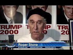 Alex Jones Show : Commercial Free - Wednesday (8-31-16) Roger Stone, Jer...