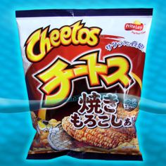 Japanese Cheetos Grilled Corn Yaki Morokoshi Frito Lay Japan Snacks Candy New | eBay