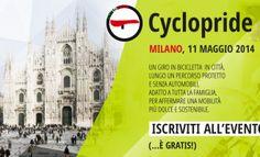 ModaeStyle: Domenica 11 maggio tutti al Cyclopride: Milano in ...