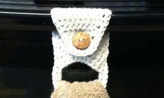 Towel Holder - Karen J Crochets