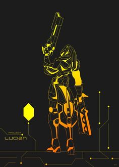 Project Lucian alpha 0.5. Project Lucian fanart based on the character from…