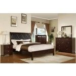 POUNDEX Furniture - 3 Piece Bedroom Set - F9170/F4573-3SET  SPECIAL PRICE: $798.00