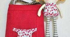 The home of My Teeny-Tiny Dolls® - Handmade Fashion Dolls Tiny Dolls, Soft Dolls, Fabric Toys, Sewing Dolls, Kids Bags, Felt Toys, Sewing For Kids, Softies, Handmade Toys