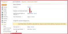 Blogger Makalelerine Description(Açıklama) Ekleme