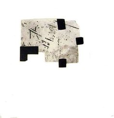 Engraving Chillida - A Peu Pell Libre Abstract Paper, Abstract Words, Abstract Sculpture, Art Object, Glyphs, Paper Cutting, Printmaking, Sculptures, Objects