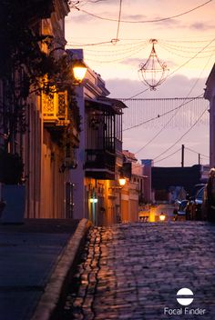 """""""Sunsire at Old San Juan, Puerto Rico"""" by Russo Mutuc"""