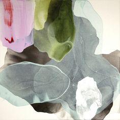 Kurs - ABSTRAKT: Helle Kaarem -Farge / akryl / innfallsvinkler til abstrakt komposisjon.