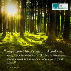 In our busy and modern worlds, it's easy to lose sight of the natural wonder surrounding us on the planet we call home. John Muir's quote reminds us of the need to break clear from the everyday monotony once in a while. Reconnect with nature to feel renewed, refreshed and reignited.  #DiversityofLife #MotivationMonday #Conservation #Dilmah #NoCompromise #DilmahConservation #LoversofLife #motivationalquotes #Mondaymotivation #inspire #interconnected #wellness #planetwellness #quotes