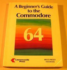 RARE Beginner's Guide to the Commodore 64