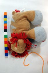 Second Grade Measurement Activities: Size Up Your Stuffed Animal: A Measurement Activity