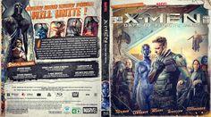 X-Men: Days of Future Past Blu-ray Custom Cover