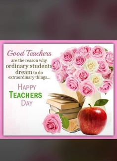 Paper Flowers Craft, Flower Crafts, Picture Story For Kids, Happy Teachers Day Card, Maleficent Movie, Happy Anniversary Cards, Good Morning Inspirational Quotes, Teachers' Day, Stories For Kids