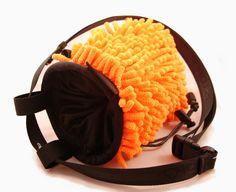 Utah Orange  Avaliable on http://allegro.pl/woreczek-na-magnezje-z-fabryki-fredzli-i4076160440.html