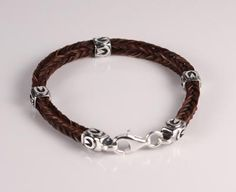 Horsehair Bracelet from Twisted Tails