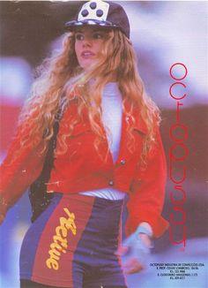 Produto: Moda Anunciante: Octopussy Veículo: Capricho Data: Junho de 1993