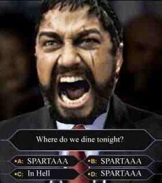sparta meme - Google zoeken