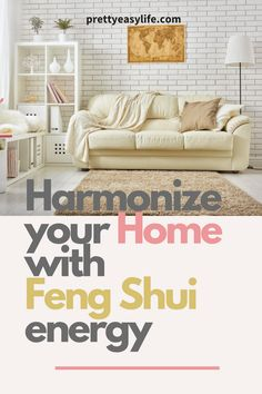Simple ways to start applying Feng Shui in your home for a better life. Find out how to add Feng Shui good vibes in your kitchen, living room, bathroom and how declutering your home can add good Feng Shui to your life. Feng Shui Rules, Feng Shui Items, Feng Shui Art, Feng Shui Colores, Home Design, Home Interior Design, Design Ideas, Feng Shui History, Feng Shui Energy