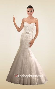 Beautiful Mermaid Applique Mermaid Wedding Dress - the Best Wedding Dresses Online Wholesaler and Retailer