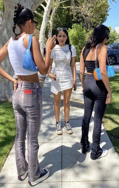 Mix Style, Style Me, Daily Style, Going Out Outfits, Cute Outfits, Bad Gal, Girls Rules, Aesthetic Fashion, Daily Fashion